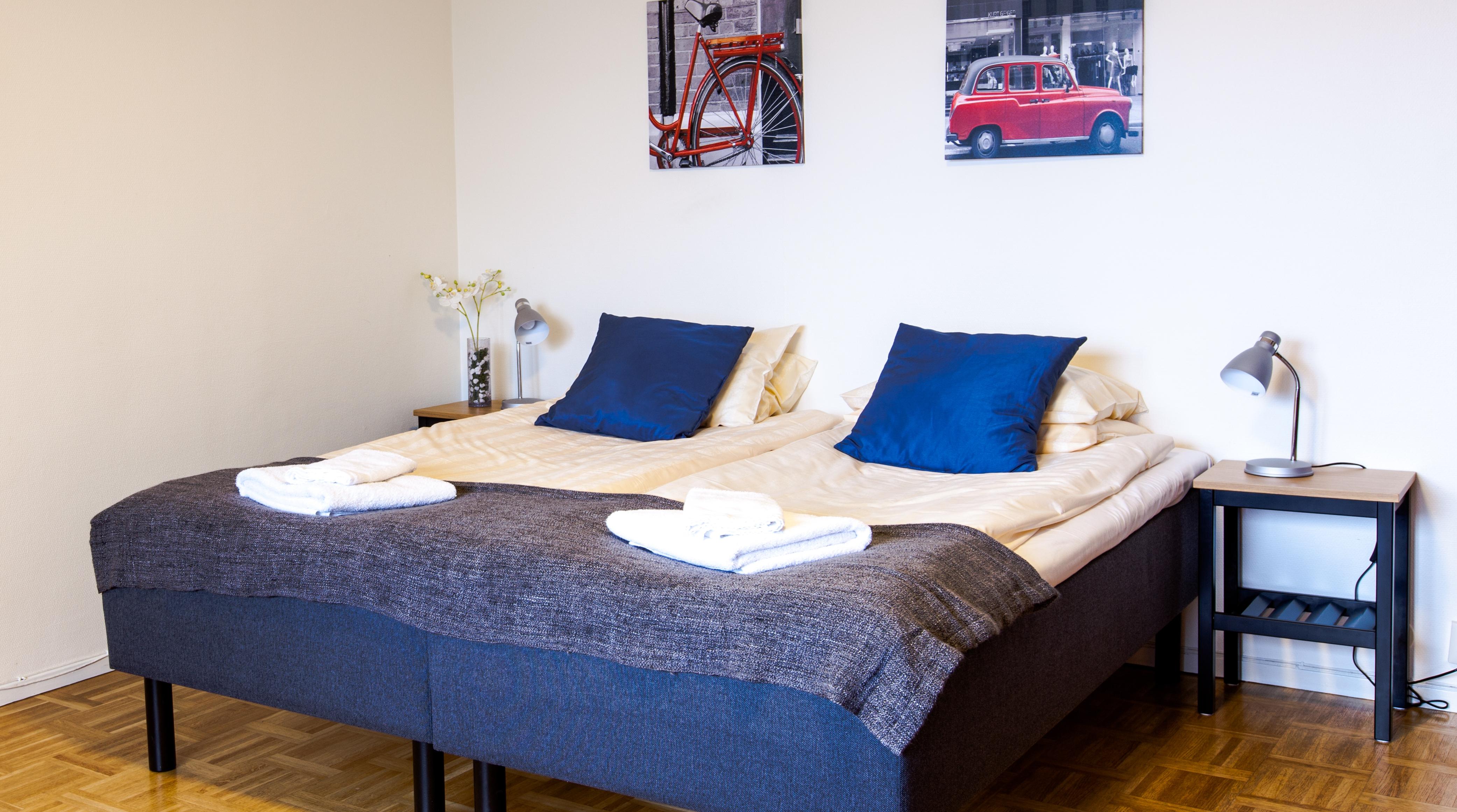 RS Lägenhetshotell