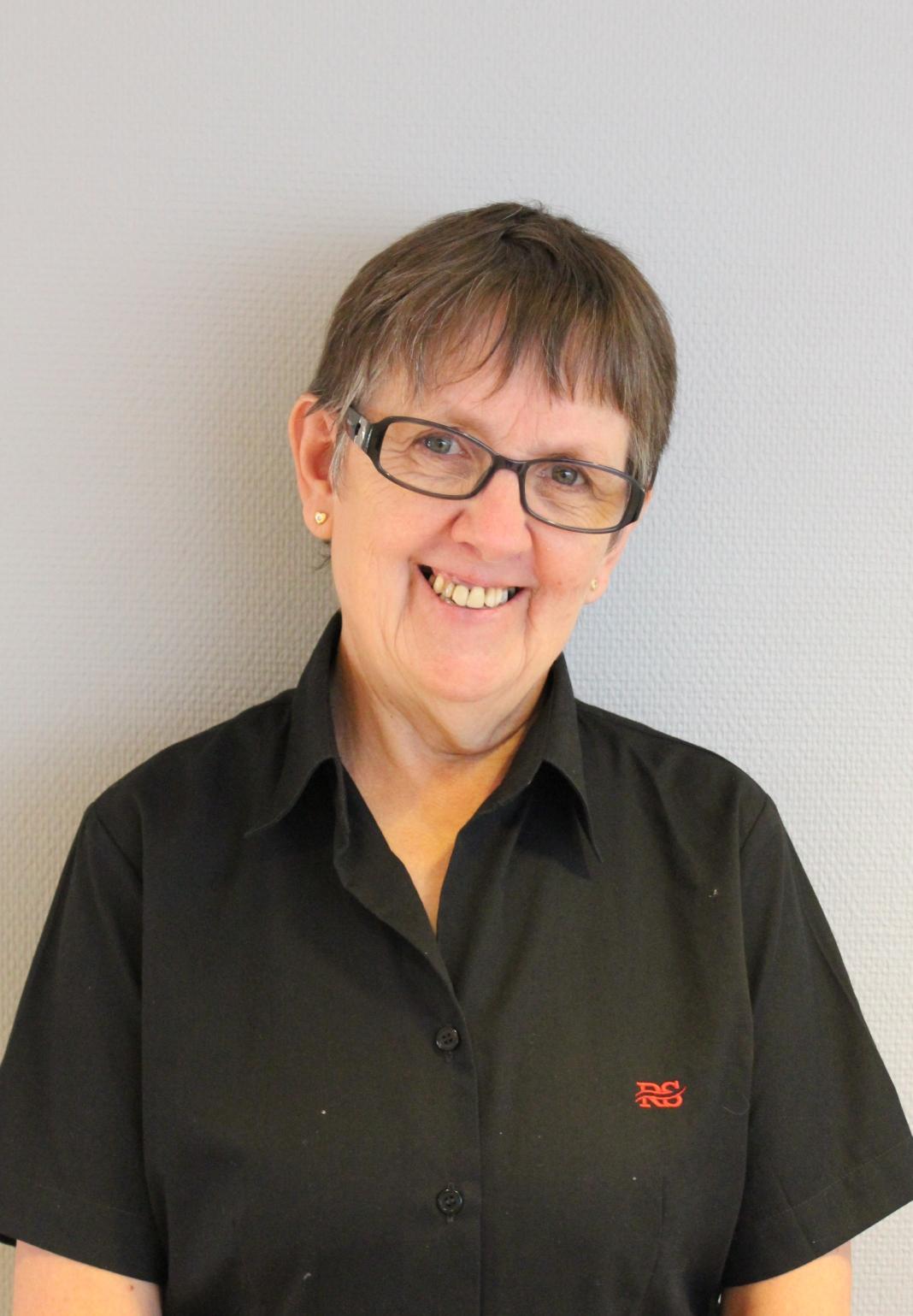 Lisbeth Svensson våra medarbetare