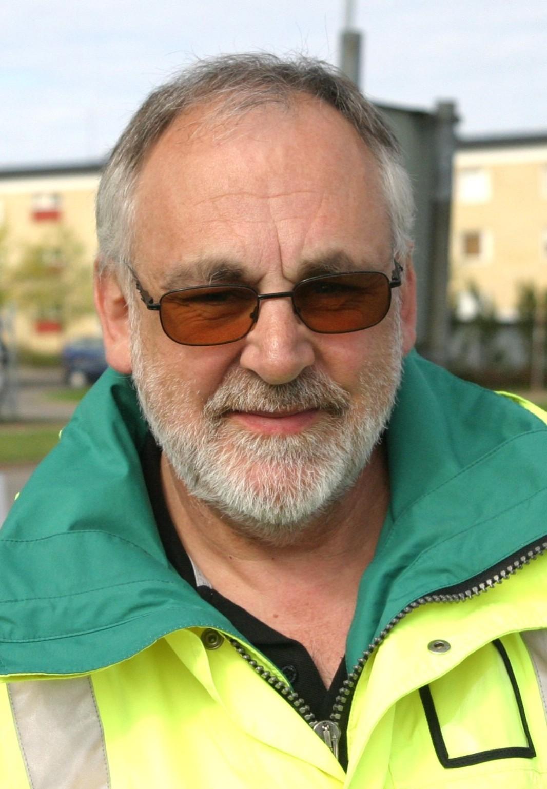 Björn Fahlén våra medarbetare