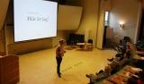 Jonna Nyberg, föreläsning